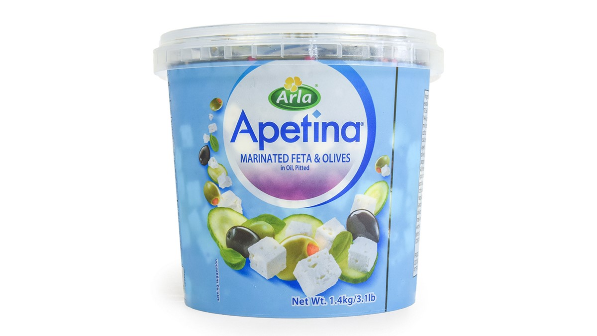 Arla Apetina Marinated Feta & Olives in Oil, Pitted recall